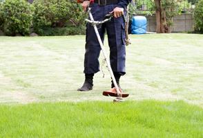 防草工事・草刈りイメージ